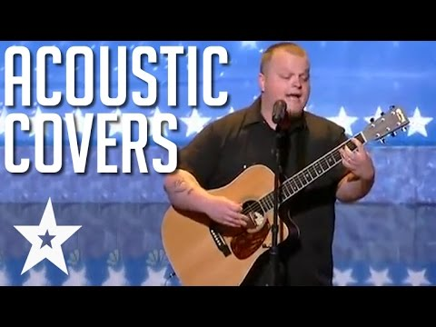 5 Amazing Acoustic Covers on Got Talent