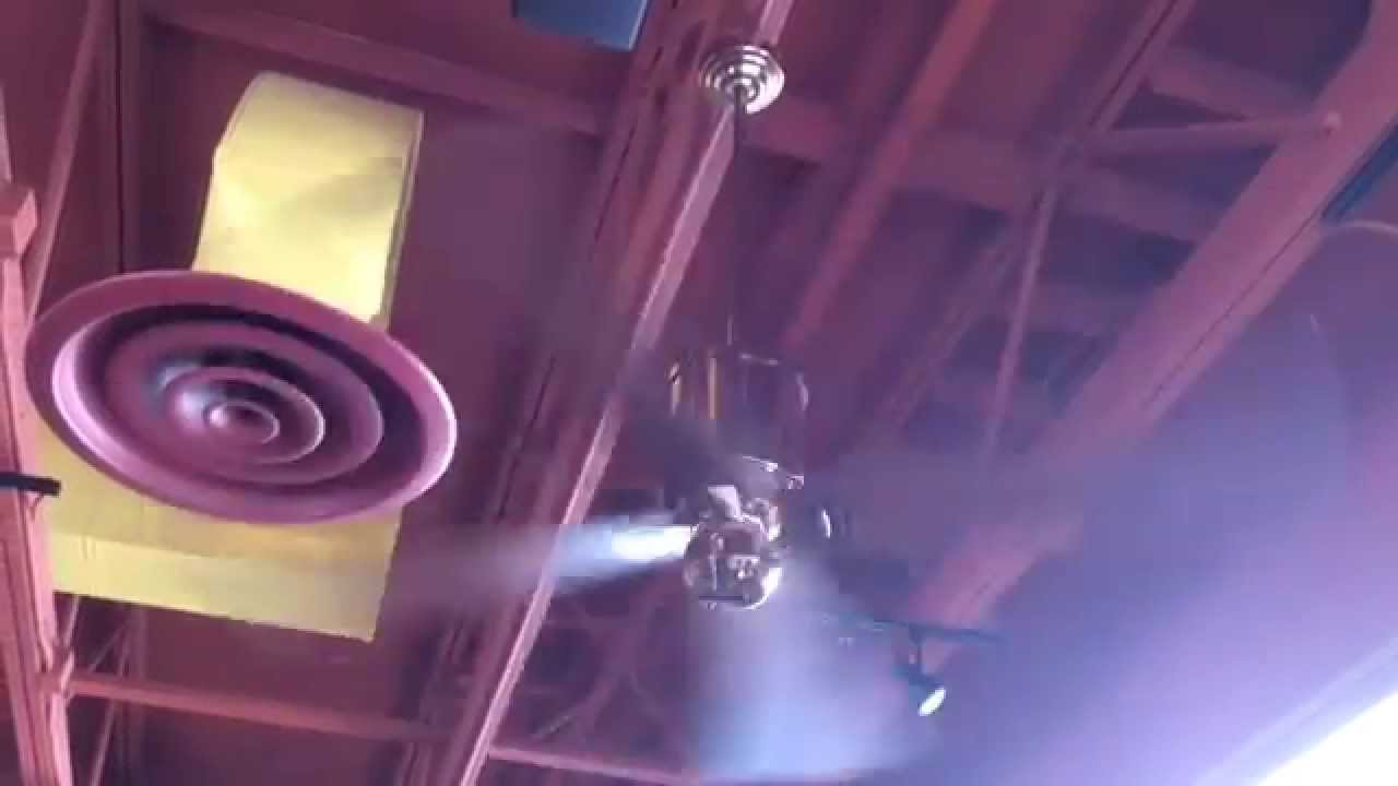 52 Modern Fan Company Industry Ceiling Fans At Red Robin Removed