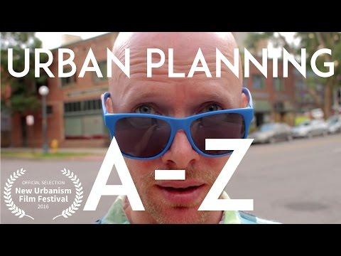 Urban Planning A-Z
