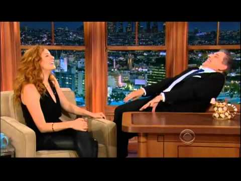 Craig Ferguson 6/17/13E Late Late Show Rachelle Lefevre