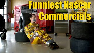 Funniest Nascar Commercials