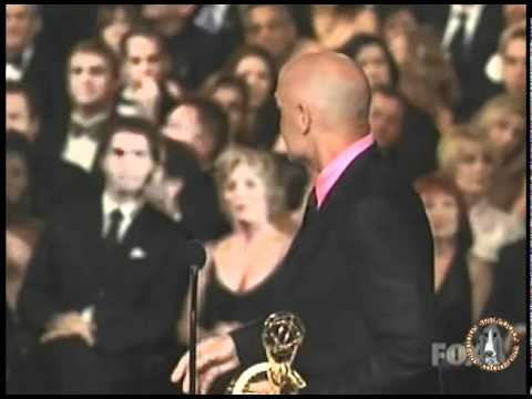 Terry O'Quinn 2007 Emmy Winner
