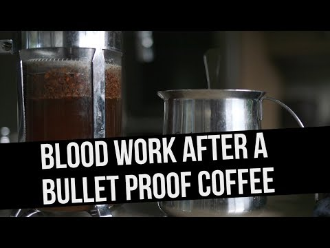 Keto Coffee & Your Lipids (rethinking Fasting Blood Work)
