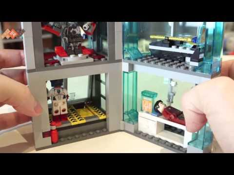 Конструктор Lego (Лего) Super Heroes Нападение на башню Мстителей - в продаже на TOY.RU