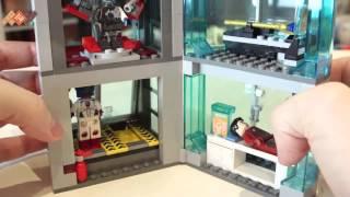 Конструктор Lego (Лего) Super Heroes Нападение на башню Мстителей - в продаже на TOY.RU(, 2015-04-30T12:40:22.000Z)