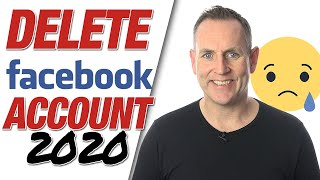How To Permanently Delete Facebook Account 2020