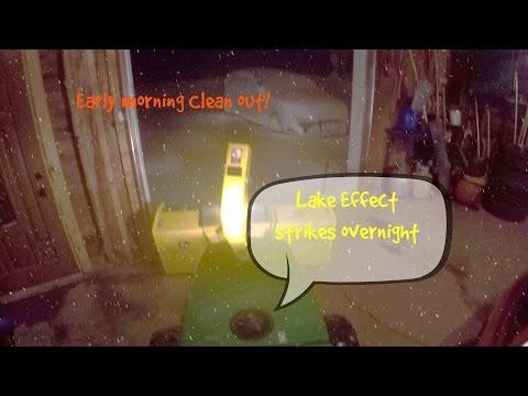 Lake Effect overnight