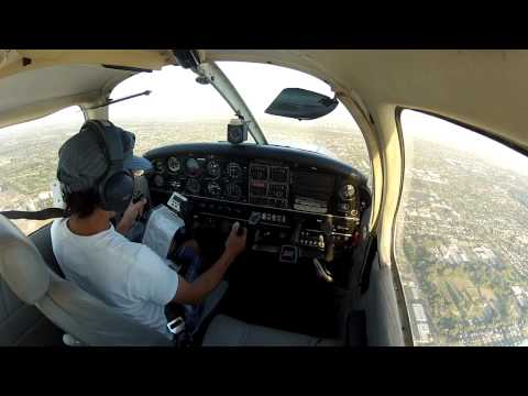 short trip from Torrance airport to Long beach airport