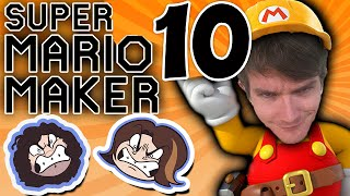 Super Mario Maker: Getting Heated - PART 10 - Game Grumps