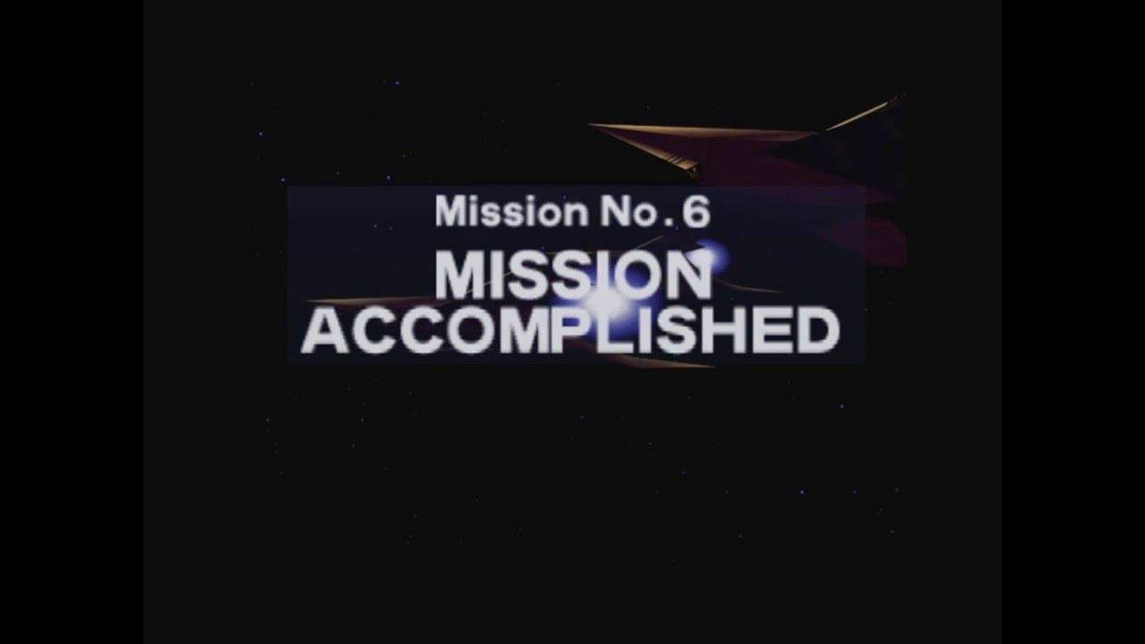 Star Fox 64/Lylat Wars - Area 6 Boss Defeat - Mission Accomplished - YouTube