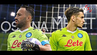David OSPINA & Alex MERET | Who is better? Best Saves SSC Napoli HD