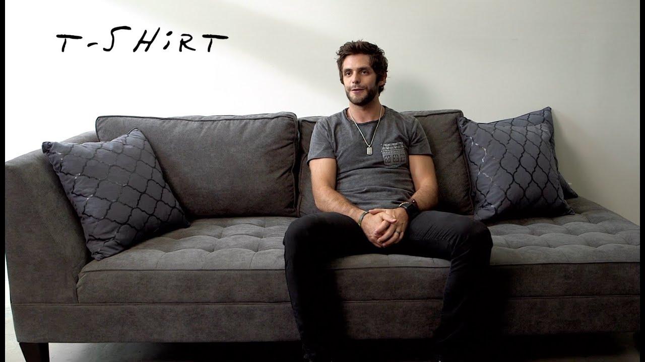 "Thomas Rhett — Behind the song ""T-Shirt"""