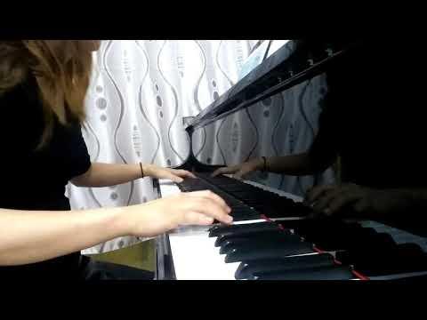 "Healing music piano cover  ""My World""-Florian Bur"