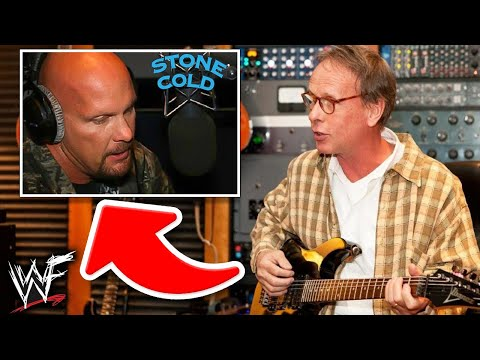Top WWE Entrance Theme Songs by Jim Johnston