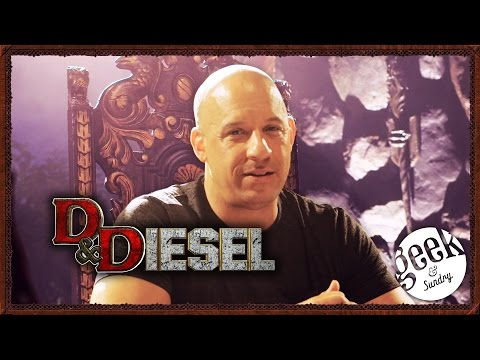 D&Diesel with Vin Diesel Extended Version