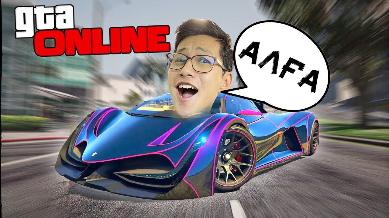 Нұрченнлдің эпичный финиші, гонка (GTA5)