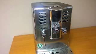 видео Ремонт кофемашины Gaggia Accademia