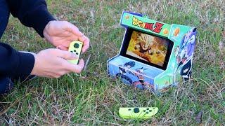 la Nintendo Switch pero modo ARCADE MINI 😐