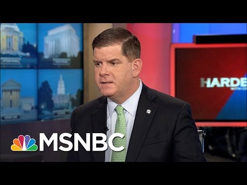 Mayor Marty Walsh: Boston Community Is Fearful | Hardball | MSNBC