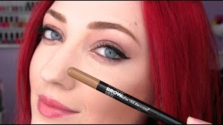 Maybelline Brow Define + Fill Duo | First Impressions