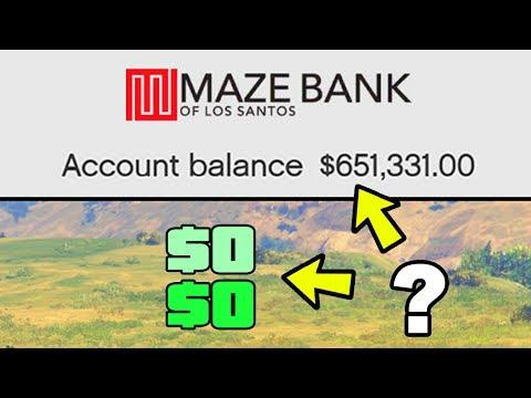 FREE MONEY MISSING IN GTA 5 ONLINE! (GTA 5 Online)