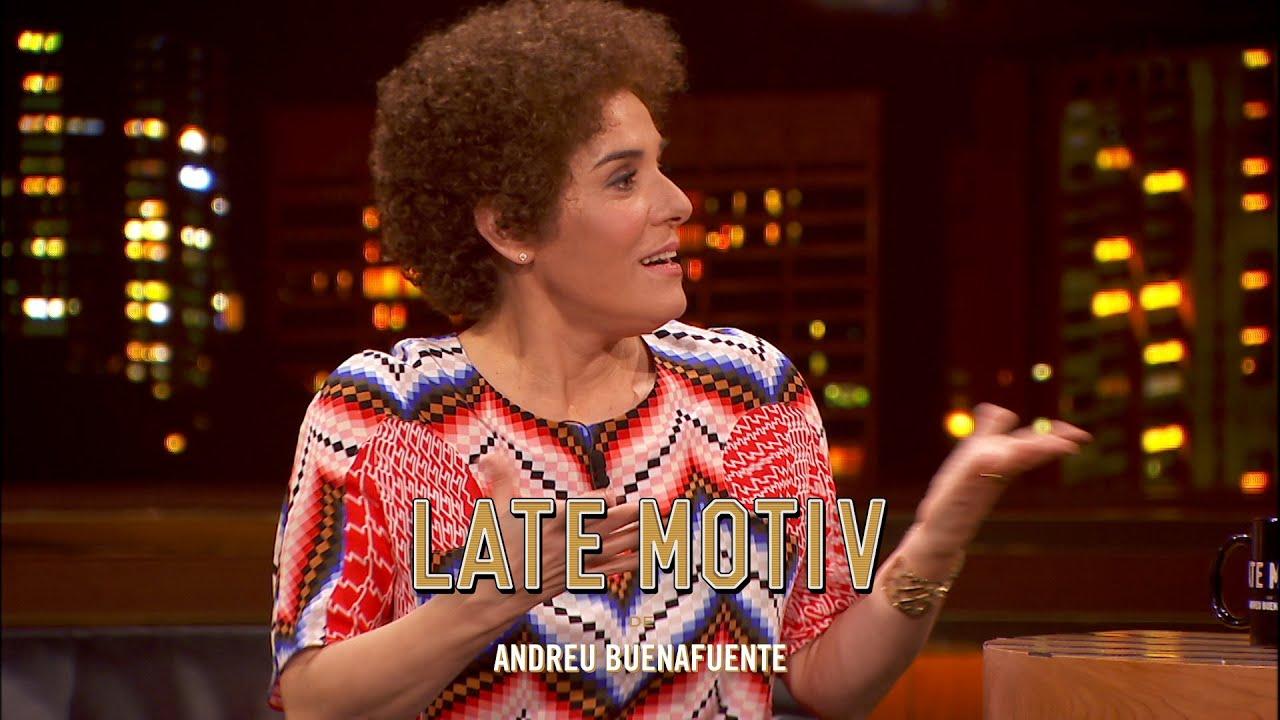 Anabel Alonso Tetas late motiv - entrevista con la versátil y divertida anabel alonso    #latemotiv41