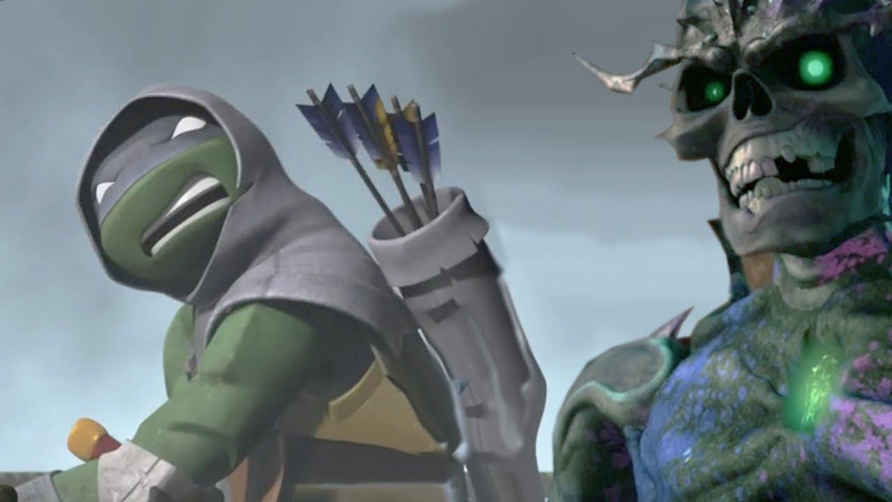 Teenage Mutant Ninja Turtles Legends Splinter Vs Zombie