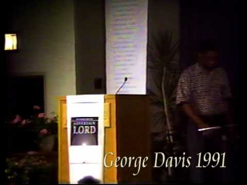 1991 Greenlake Baha'i Conference - George Davis