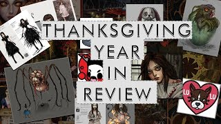Thanksgiving Year In Review