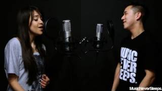 Forget You (Cee Lo Green)  -  Jason Chen and Megan Nicole