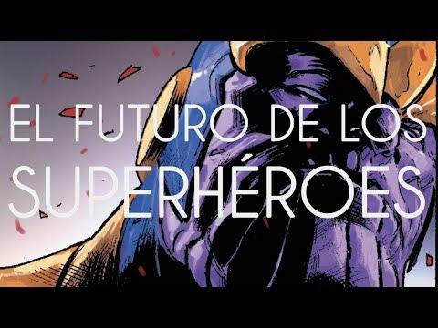 ¿Puede evolucionar el cine de superhéroes? - Post Script
