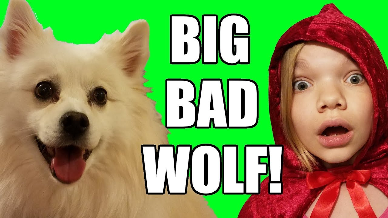 Download Little Red Riding Hood & the Big Bad Wolf! A Babyteeth4 Mini Movie