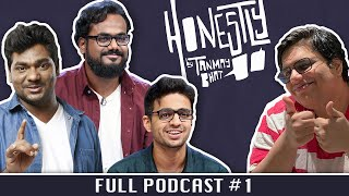 Honestly Ep #1 - Biscuits ft. @Zakir Khan @Rohan Joshi @Ashish Shakya