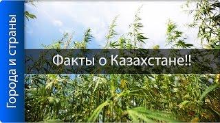 Интересные факты про Казахстан! ТОП 10!