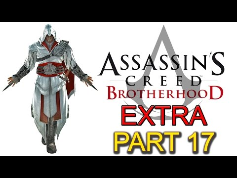 Assassin's Creed Brotherhood [Extra Part 17]: Treasure (7 of 7) Vaticano District