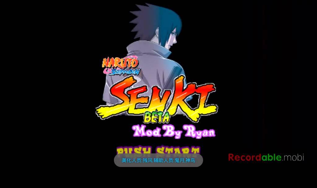 Naruto Senki By Ryan Gameplay