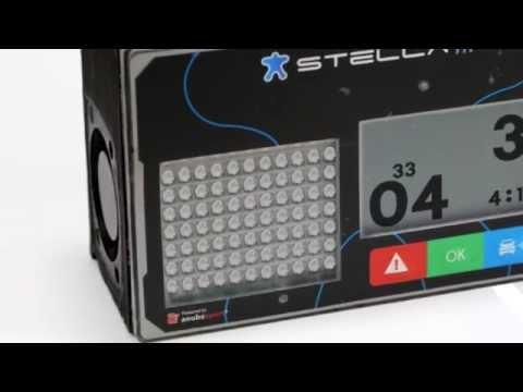 SCORE Stella 3 User Manual - Spanish