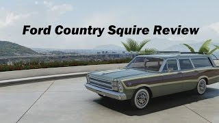 1966 Ford Country Squire Review (Forza Motorsport 6)