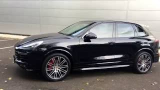 My New Car - 2016 Porsche Cayenne GTS  - Review, Details And Toys