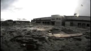 東日本大震災 津波で流されたトラックから回収したドラレコ~岩沼 thumbnail