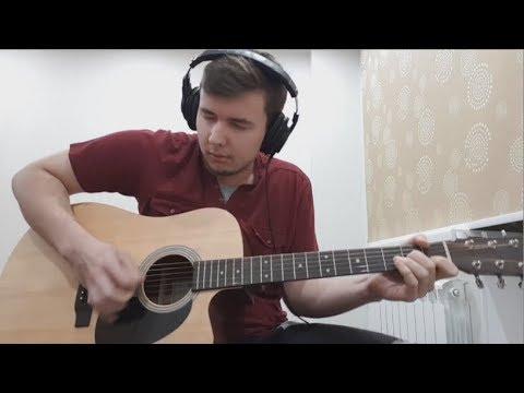 Anton Oparin - Переменный штрих на акустической гитаре