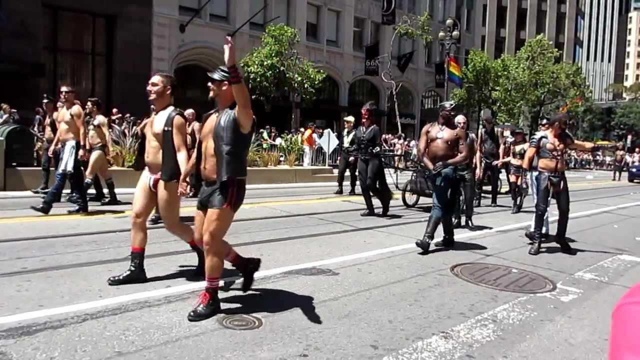 san francisco gay leather