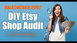 Do It Yourself Etsy Shop Review - How To Walkthrough