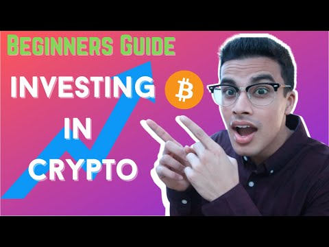 How To Start Investing In Cryptocurrency in 2021 (COMPLETE WALKTHROUGH)!