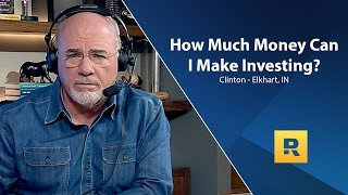 How Much Money Can I Make Investing?