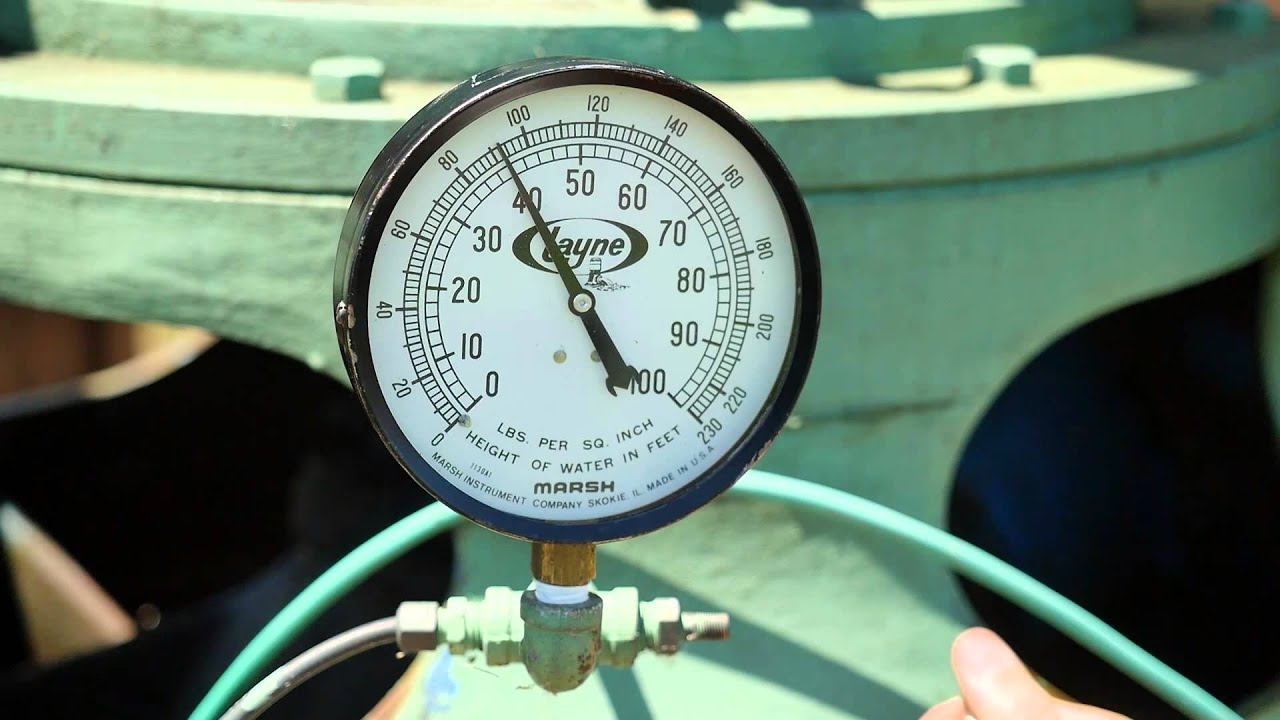 Water Level Measurement Using the Airline Method - YouTube