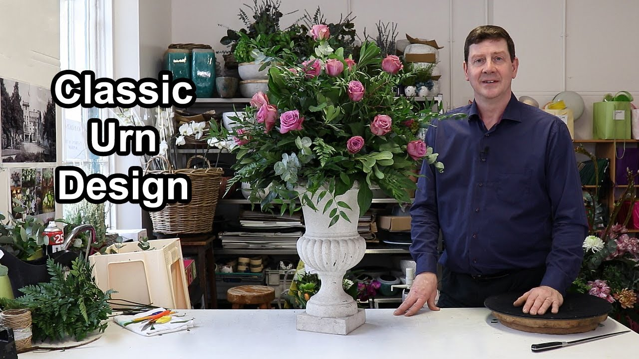 How To Make A Classic All Round Arrangement Youtube