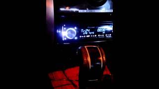 гудок на паджеро спорт и магнитола pioneer deh--x3600ui