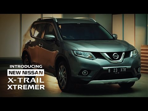 New Nissan X-Trail XTREMER