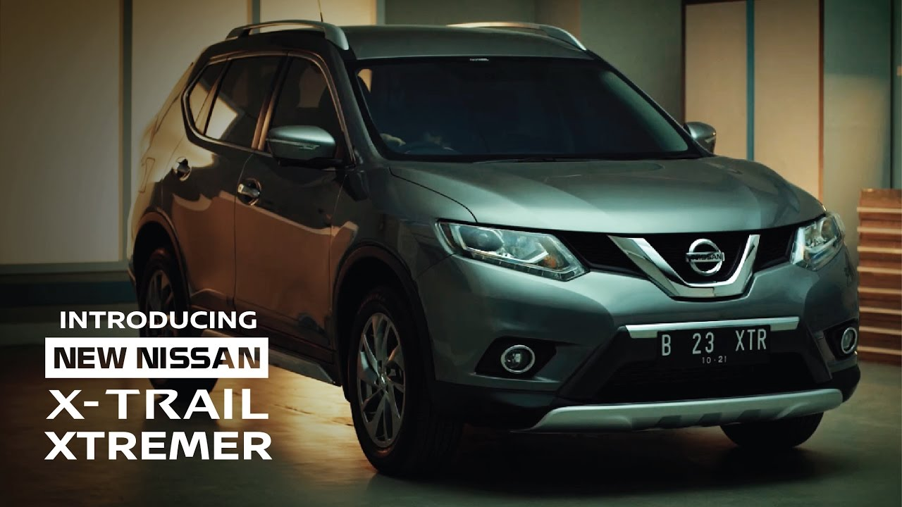 New Nissan X Trail XTREMER YouTube